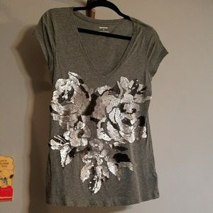 Express women's embellished top